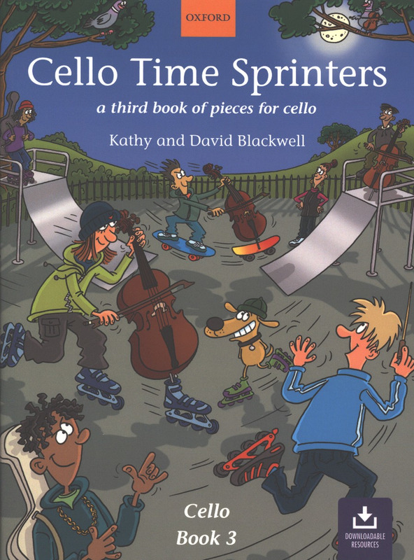 David Blackwell et al.: Cello Time Sprinters 3