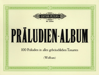 Album of Preludes op. 6