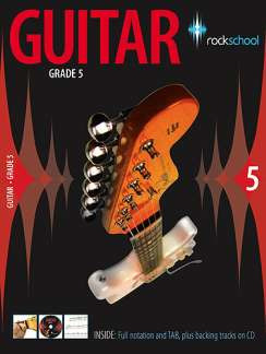 Guitar Rockschool – Grade 5