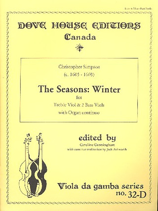 Simpson Christopher: The Seasons - Winter