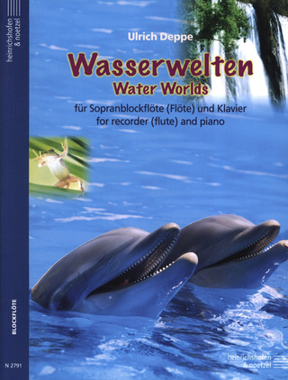 Deppe, Ulrich: Water Worlds