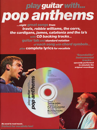 Play Guitar With - Pop Anthems