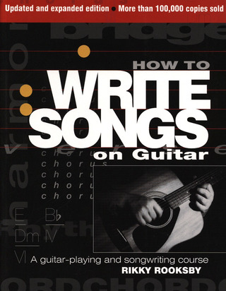 Rikky Rooksby: How to Write Songs on Guitar