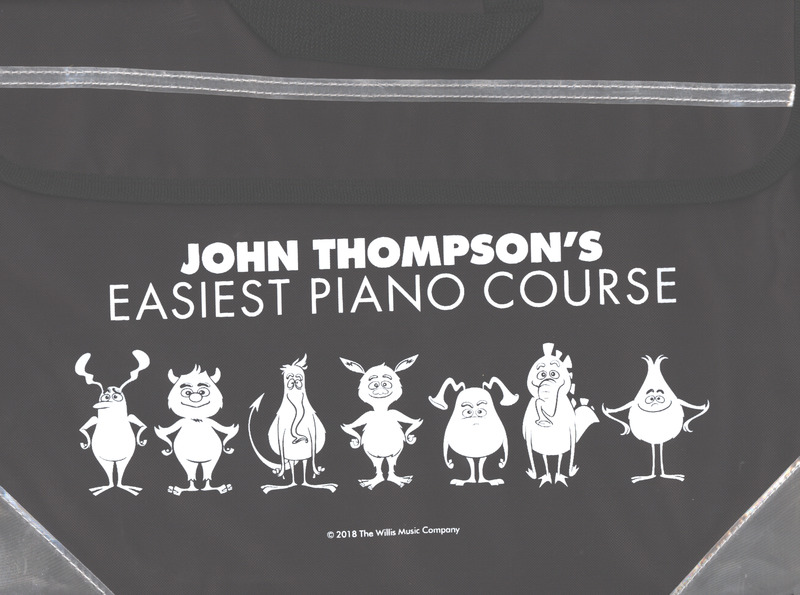 John Thompson: Easiest Piano Course Music Bag