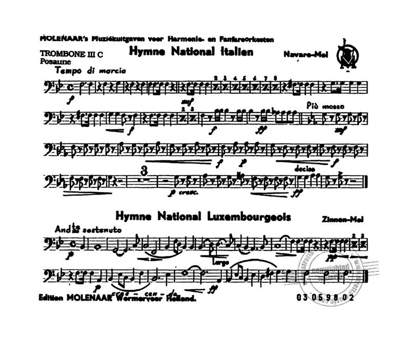Italien Nationalhymne Text