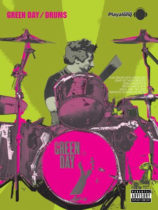 Green Day: Authentic Drums Playalong
