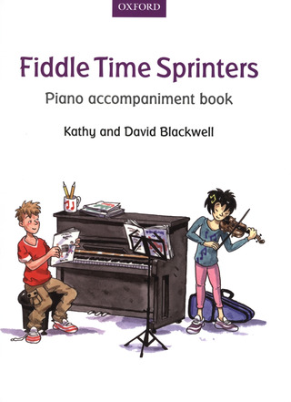 David Blackwell et al.: Fiddle Time Sprinters 3