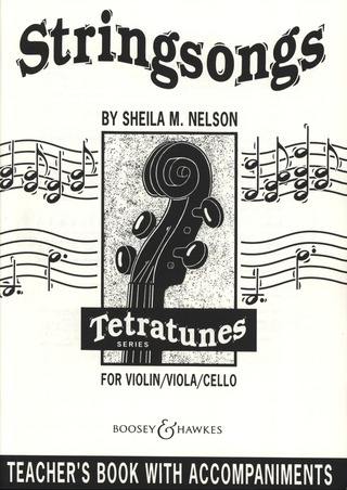 Sheila Nelson: Stringsongs