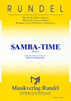 Schneider Manfred: Samba Time