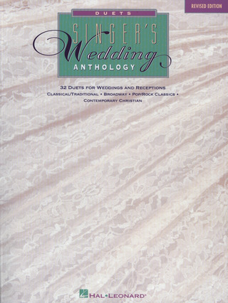 Singer's Wedding Anthology - Duets