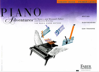 Randall Faber et al.: Piano Adventures Primer Level – Theory