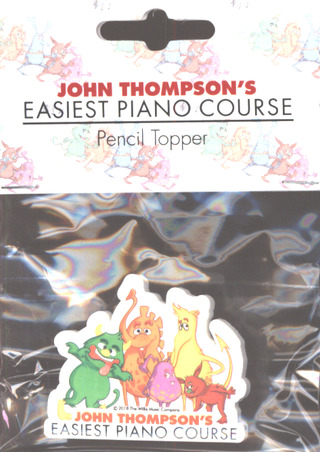 John Thompson: Easiest Piano Course Pencil Topper