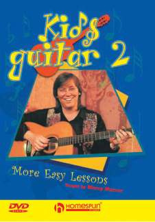 Marxer Marcy: Kids Guitar 2 (Marxer) More Easy Lessons Dvd