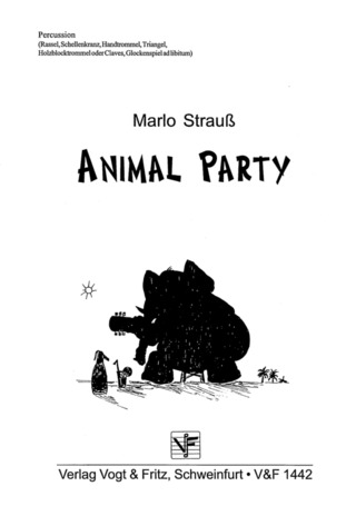 Marlo Strauss: Animal Party