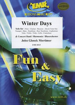 John Glenesk Mortimer: Winter Days