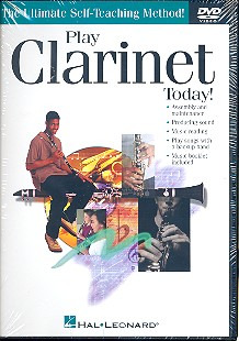 Play Clarinet Today Dvd
