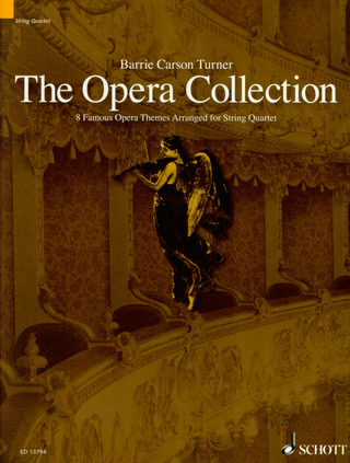 Carson Turner, Barrie: The Opera Collection