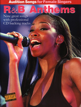 Audition Songs For Female Singers R & B Anthems Pvg Book / Cd