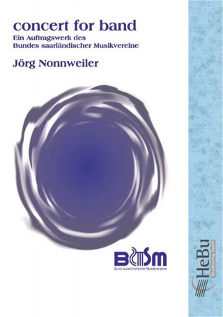 Nonnweiler Joerg: Concert For Band
