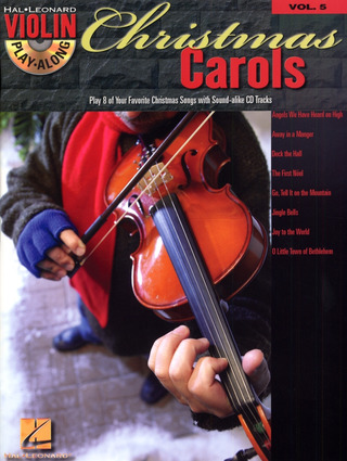Violin Play-Along 5: Christmas Carols