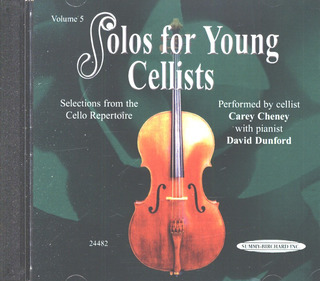 Solos For Young Cellists 5