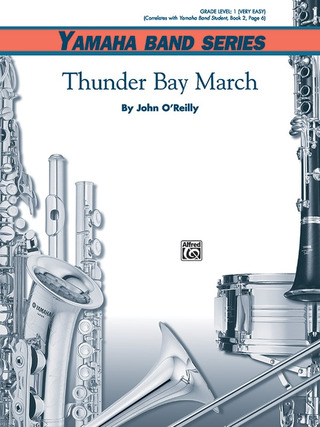 John O'Reilly: Thunder Bay March