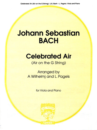 Johann Sebastian Bach: Air On The G String