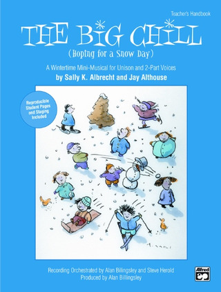 Sally K. Albrecht: The Big Chill (Hoping For A Snow Day)