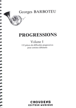 Georges Barboteu: Progressions 1