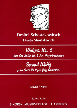 Dmitri Sjostakovitsj: Second Waltz