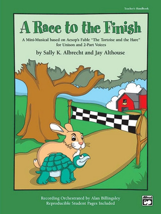 Sally K. Albrecht: A Race To The Finish