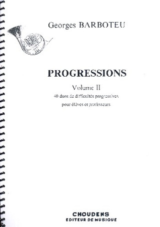 Georges Barboteu: Progressions 2