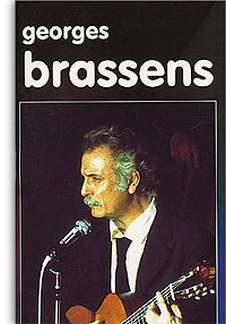Brassens Georges: Paroles Accords + Melodie