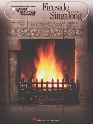 E-Z Play Today 17: Fireside Singalong