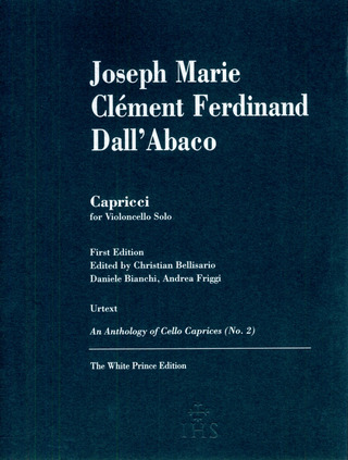 Dall Abaco Joseph Marie Clement Ferdinand: Capricci