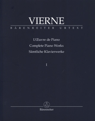 Louis Vierne: The Early Works