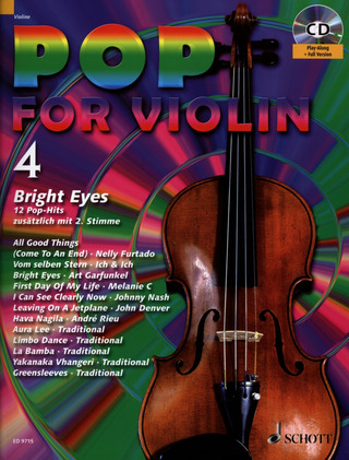 Pop for Violin 4