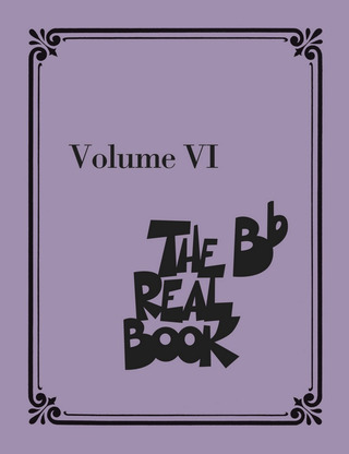 The Real Book 6 – Bb