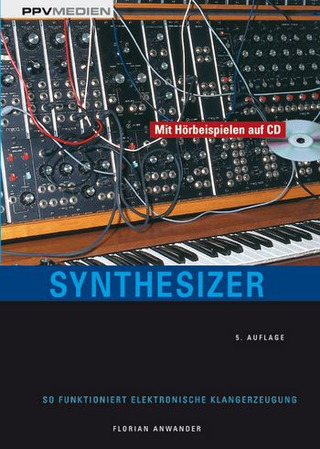 Florian Anwander: Synthesizer