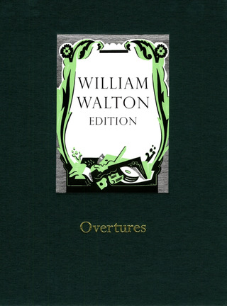 William Walton: Overtures