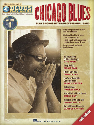 Blues Play-Along Vol. 1: Chicago Blues
