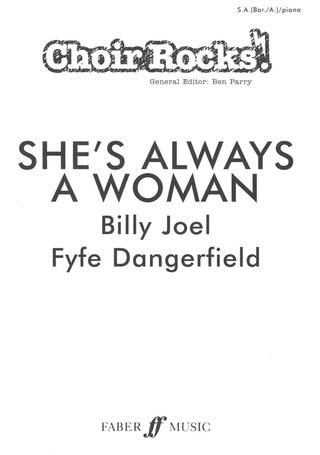 Billy Joel: She's Always a Woman