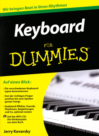 Jerry Kovarsky: Keyboard für Dummies