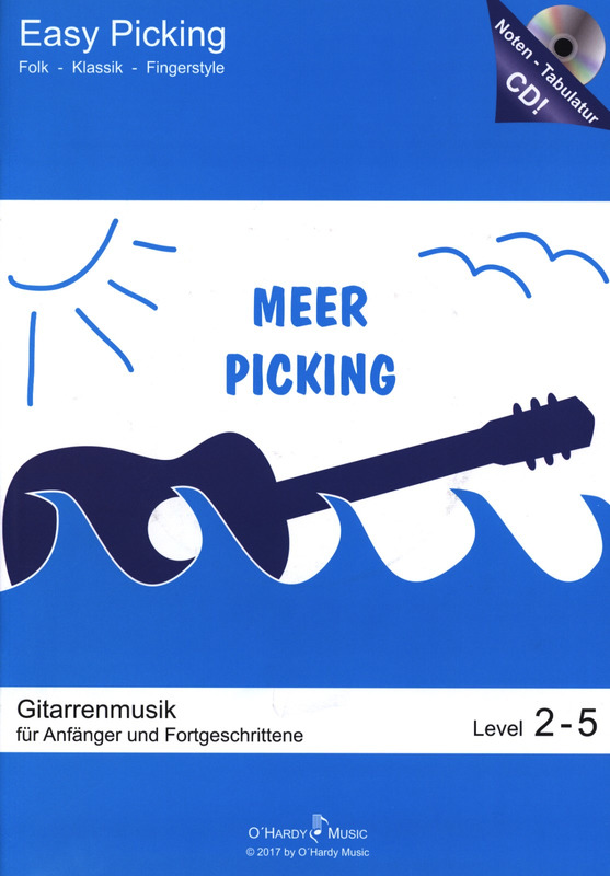 Mike O'Hardy: Meer Picking