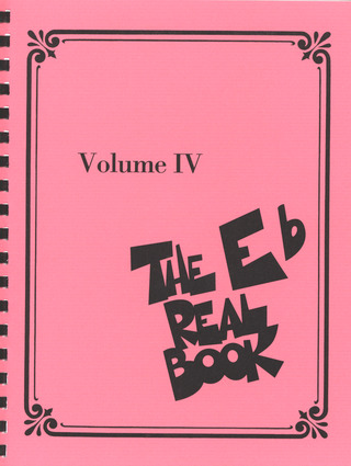 The Real Book 4 – Eb