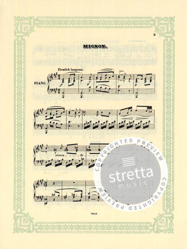 Lieder Von Beethoven