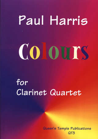 Paul Harris: Colours
