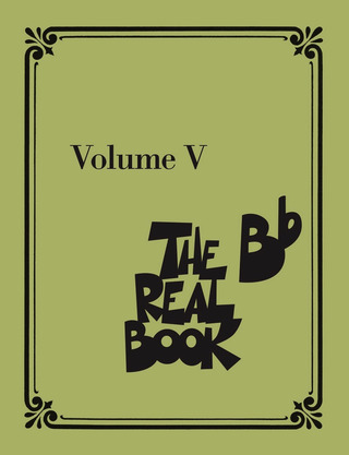 The Real Book 5 – Bb