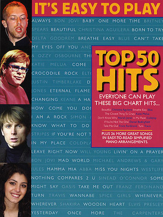 It's Easy to Play – Top 50 Hits 5