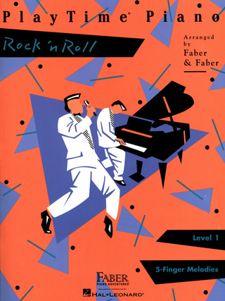 Piano Adventures 1 – PlayTime Rock 'n' Roll